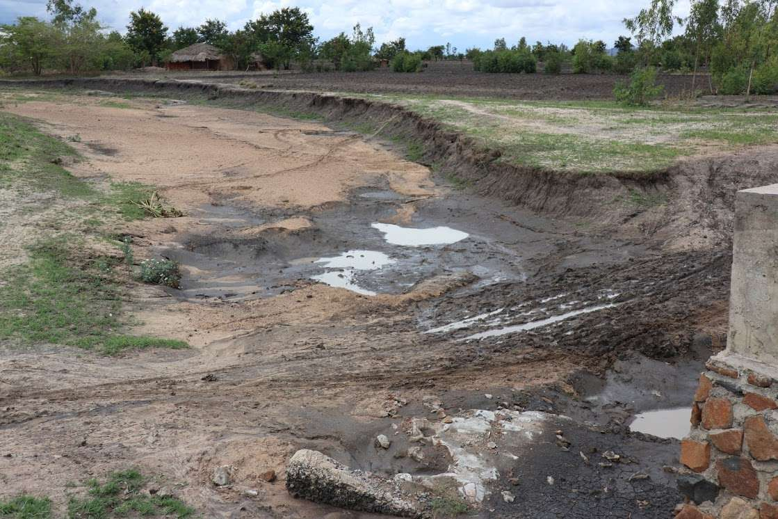 Water Collection Location