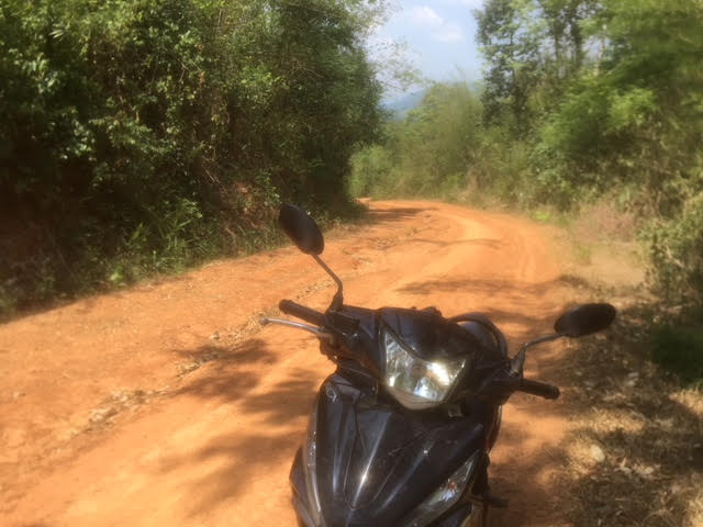 Image 1 Dirt Road to Village