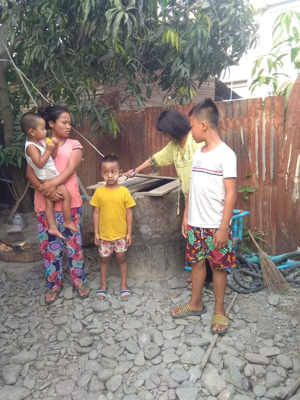 Image 6 Family in Myanmar
