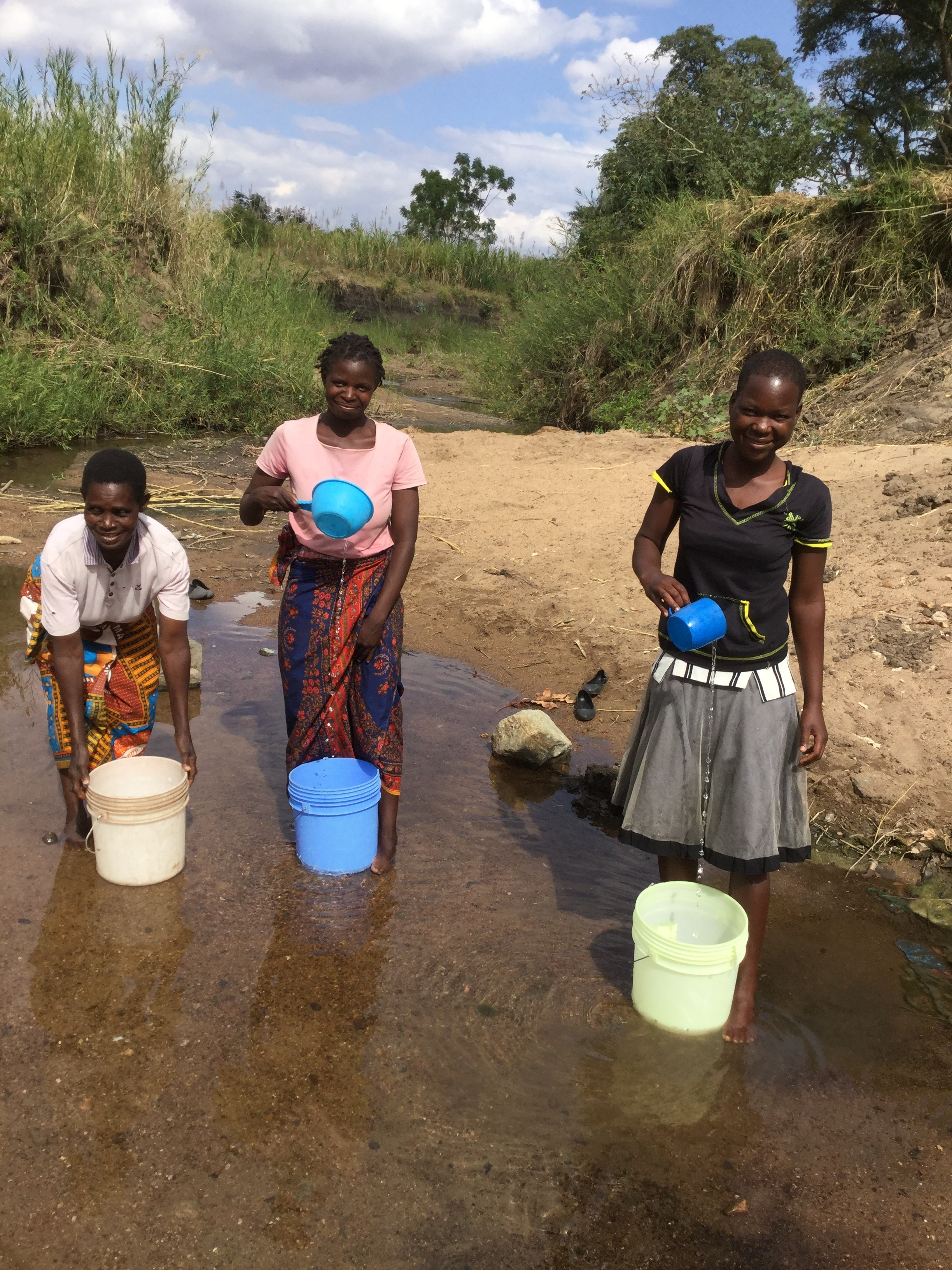 Image 3 Several Women at Water Source